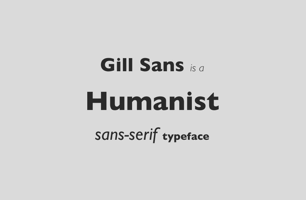 Typefaces And Are Also The Most Legible Hence Popularity Of Some Them For Website Body Copy Theyre More Calligraphic Than Other Sans Serifs