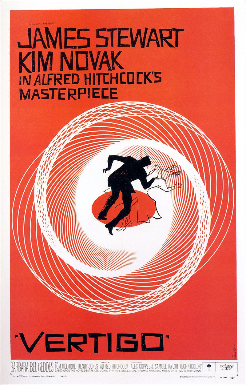 1 color poster design - Another Hugely Important Designer From This Period Is Saul Bass Who Is Best Known For His Movie Poster Designs He Later Started Making Title Sequences For