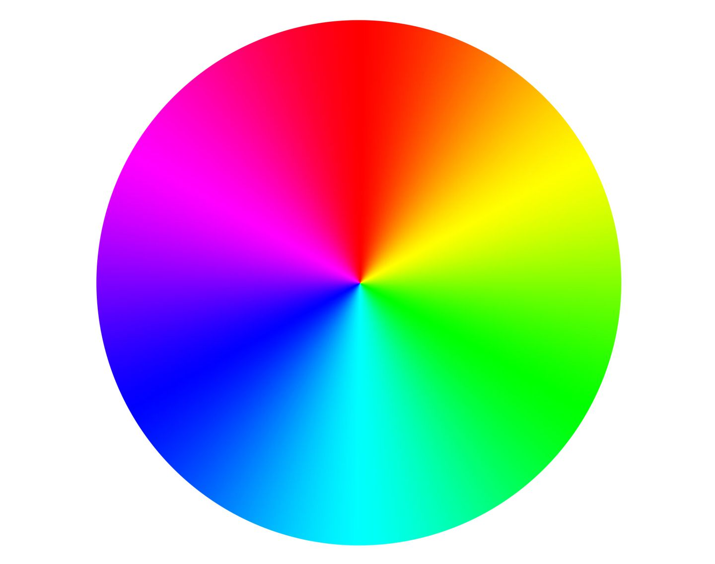 Computational color for White is all colors