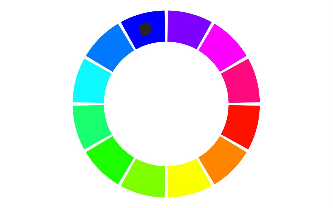One Of The Simplest Possible Ways Generating A Color Scheme Is To Pick Specific Hue And Saturation Then Choose Colors That Are Evenly Distributed